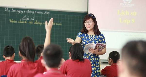 Tuyển giáo viên giảng dạy tại Trường THPT Chuyên Khoa học Xã hội và Nhân văn