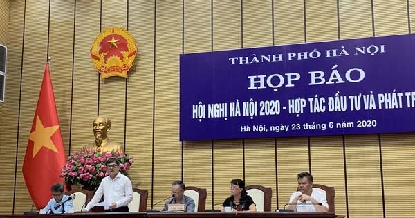 """Hội nghị """"Hà Nội 2020 - Hợp tác Đầu tư và Phát triển"""": Công tác đảm bảo an toàn cho đại biểu được đặt lên hàng đầu"""