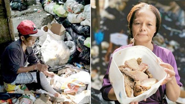 Pagpag: Hành trình từ đồ thừa trong bãi rác thành món ngon trên mâm cơm