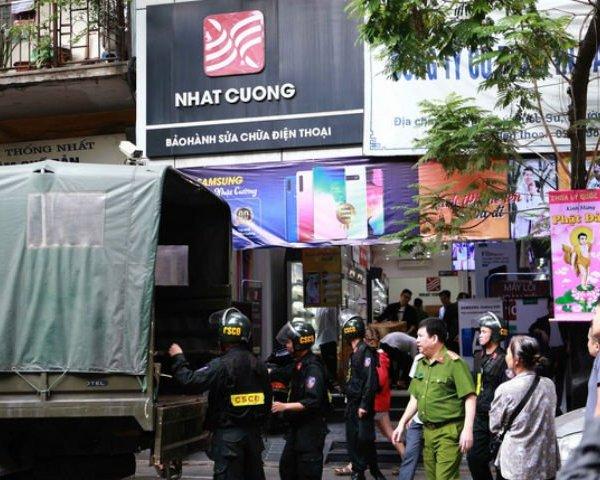 Bộ Công an sẽ bắt bằng được Bùi Quang Huy, TGĐ Nhật Cường Mobile