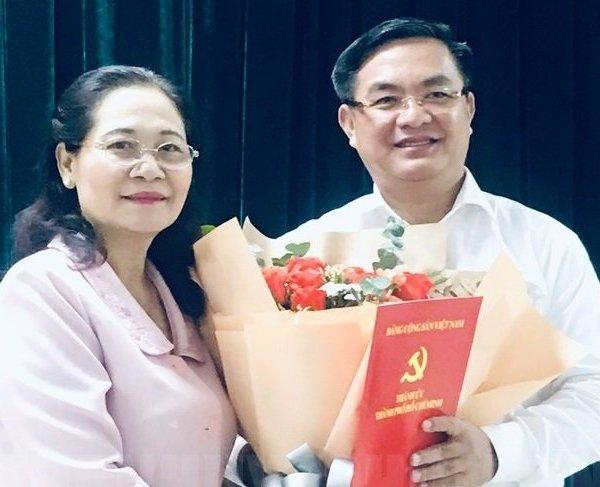 Tân Phó Chánh Văn phòng Thành uỷ TP.HCM vừa được bổ nhiệm là ai?