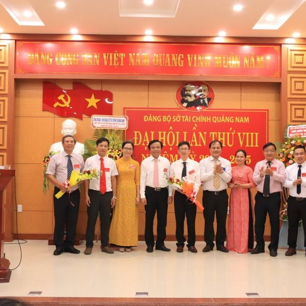 Giám đốc sở Tài chính Quảng Nam xin nghỉ