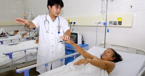 Cứu sống bệnh nhân đột quỵ do vỡ phình mạch máu não