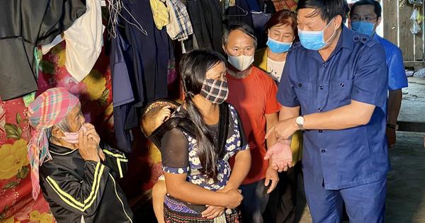 Thứ trưởng Bộ Y tế kiểm tra công tác phòng chống dịch tại nơi có bé gái 9 tuổi tử vong vì bệnh bạch hầu