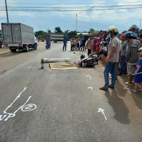 Bà Rịa – Vũng Tàu: Tài xế xe tải bỏ chạy sau va chạm giao thông khiến 2 người thương vong
