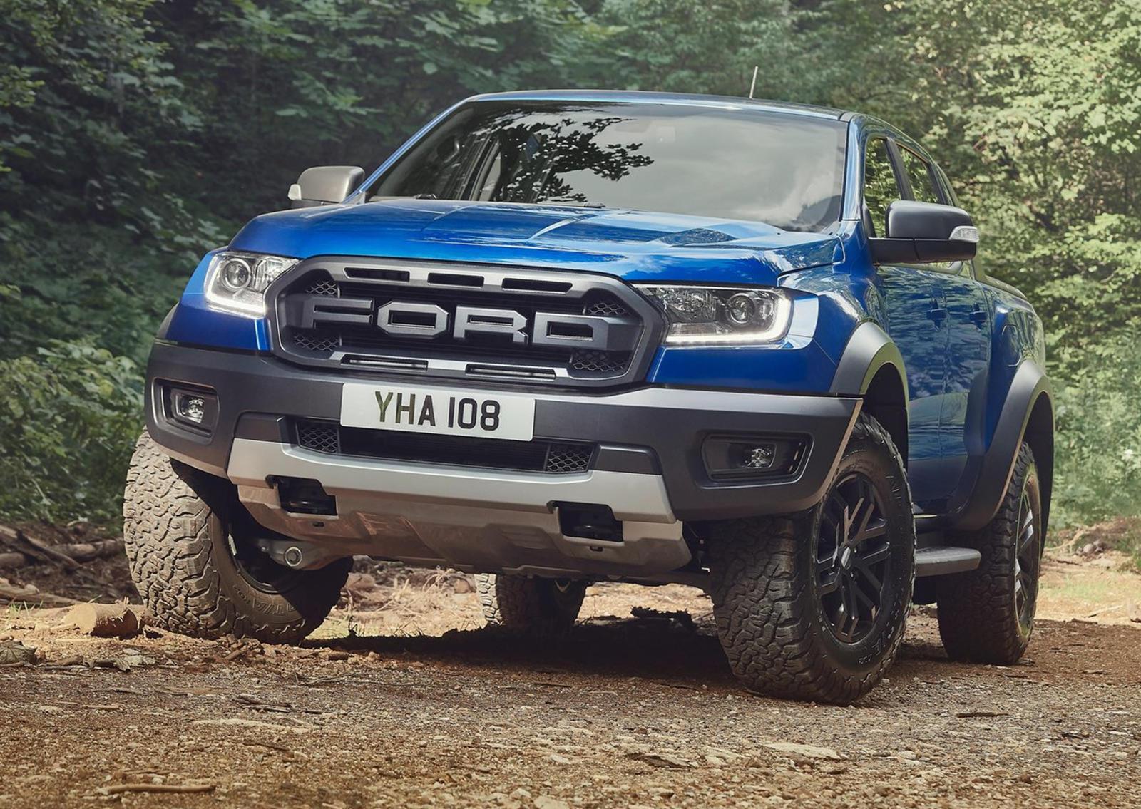 Ford Ranger Raptor phiên bản mới có thể sẽ nâng cấp động cơ mạnh hơn