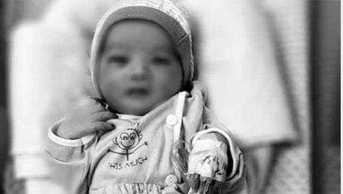 Dân mạng xót xa khi em bé bị bỏ rơi dưới hố gas tử vong