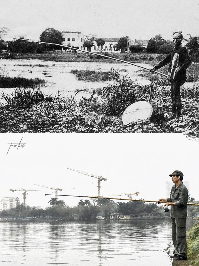Chàng trai 25 tuổi dành 7 năm chụp bộ ảnh Hà Nội 100 năm trước: Vì thời gian là thứ không thể lấy lại được-11