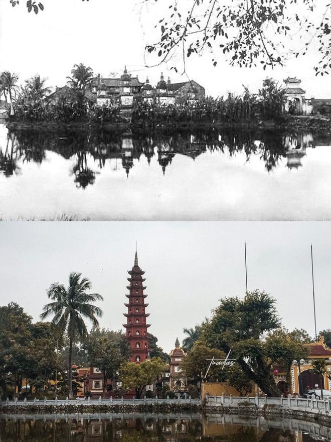 Chàng trai 25 tuổi dành 7 năm chụp bộ ảnh Hà Nội 100 năm trước: Vì thời gian là thứ không thể lấy lại được-15