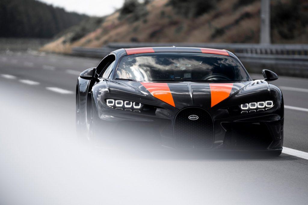 Bugatti Chiron sẽ có phiên bản độc nhất, giá chỉ thua La Voiture Noire                                            -1