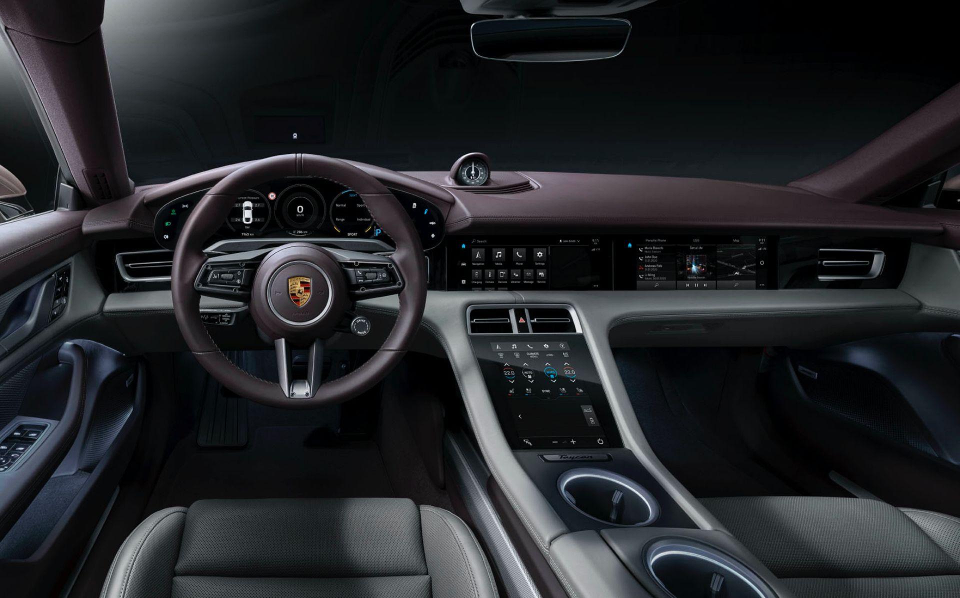Phiên bản thấp nhất của Porsche Taycan ra mắt tại thị trường xe hơi lớn nhất thế giới                                            -2