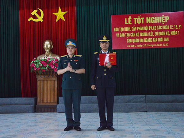 Việt Nam đào tạo cán bộ sư đoàn không quân cho QĐ Thái Lan: Phát triển mới, rất bất ngờ-2