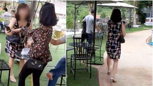 Clip: Mẹ chồng đánh ghen hộ con dâu ngay quán cà phê, nhưng con trai lại bênh bồ nhí ra mặt