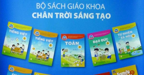 Tại sao kết quả lựa chọn SGK lớp 1 ở Long An, Khánh Hòa lại tập trung vào ít bộ SGK?