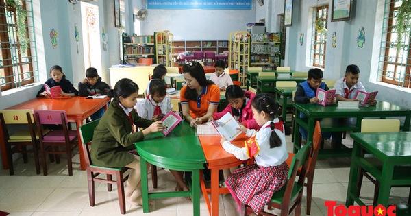 Niềm vui của những người yêu văn hóa đọc và những người làm công tác thư viện