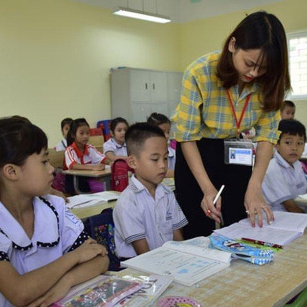 Giáo viên nào không phải nâng chuẩn trình độ dù chưa đạt chuẩn?