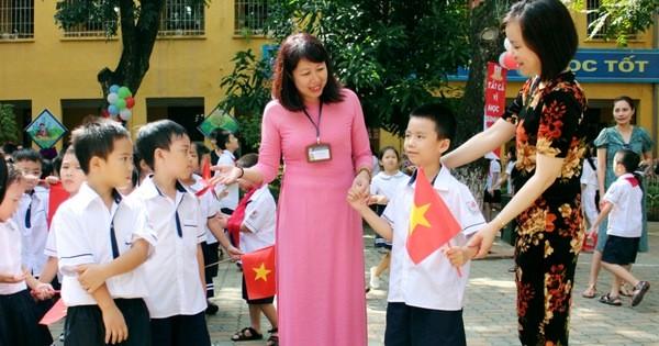 Giáo viên chưa đạt chuẩn bắt đầu được đào tạo nâng trình độ chuẩn từ nay đến hết năm 2030