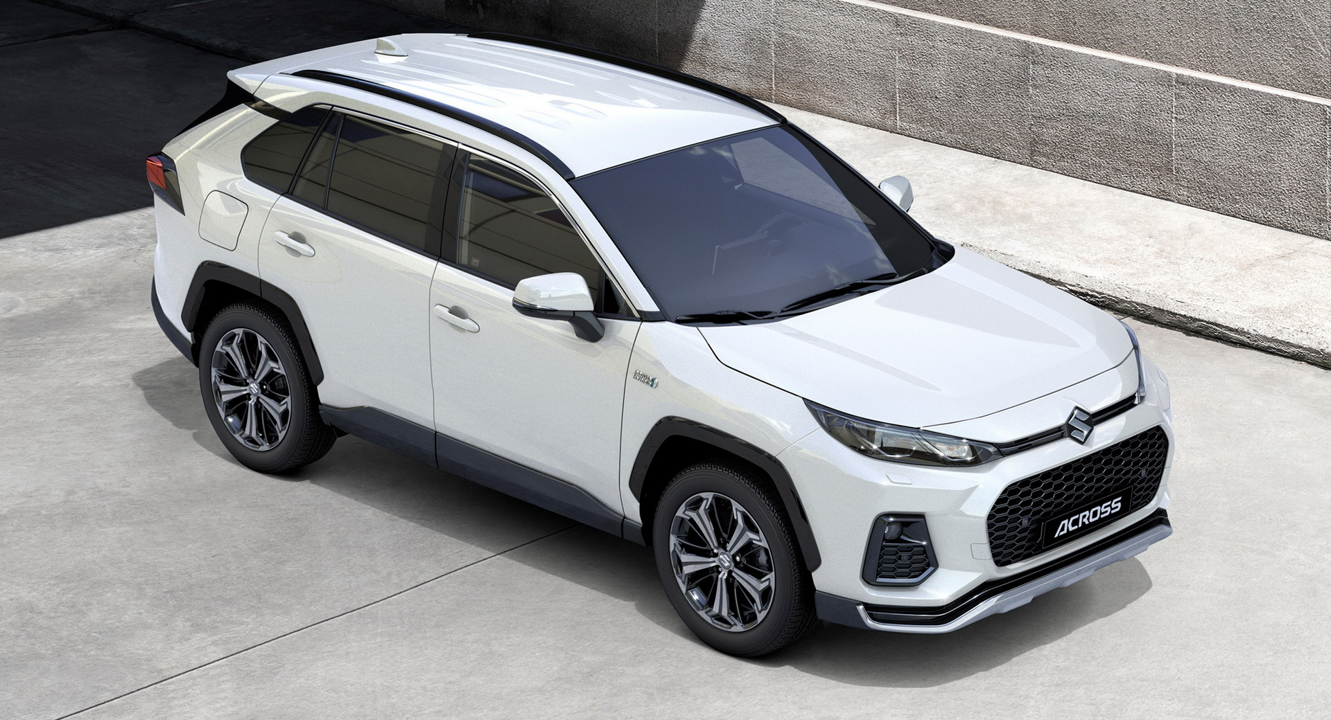 Suzuki hé lộ phiên bản giá rẻ của Toyota RAV4, cạnh tranh phân khúc crossover