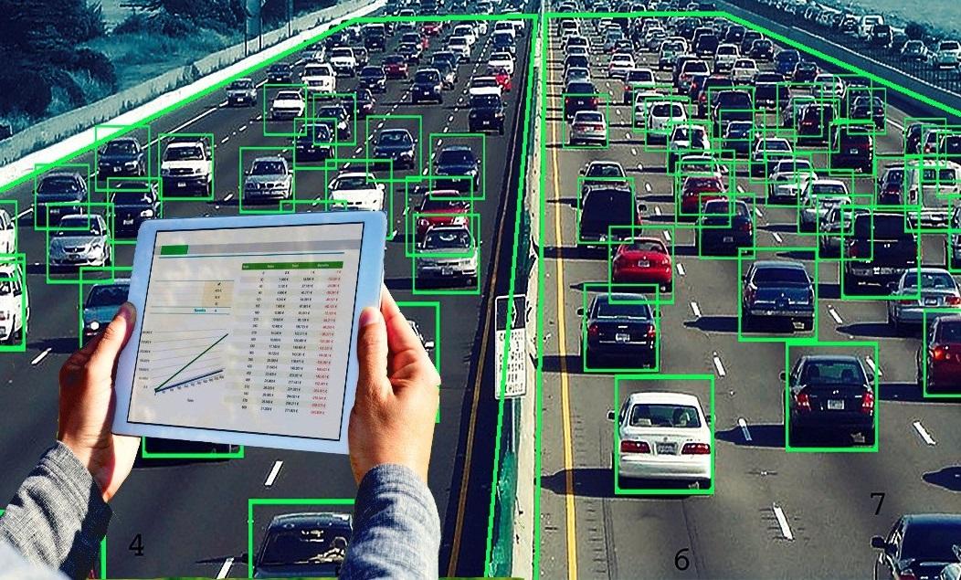 7 giải pháp cho giao thông đường bộ thông minh