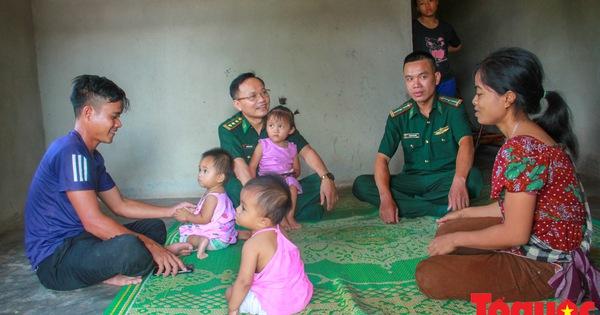 Biên phòng Quảng Trị sát cánh cùng dân bản vượt khó sau đại dịch