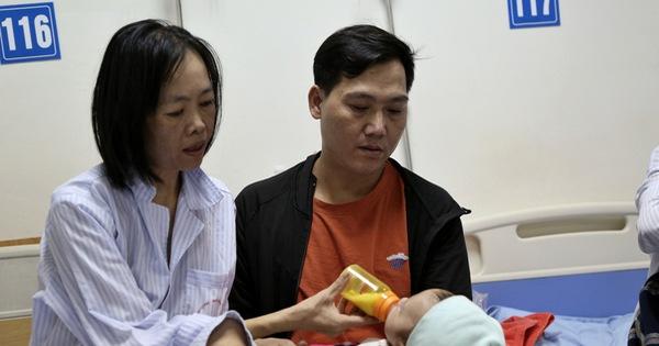 """Người mẹ ung thư thà chết không bỏ con và 3 lần phẫu thuật liên tiếp sau sinh: """"Bé sinh ra chẳng được giọt sữa mẹ nào"""""""