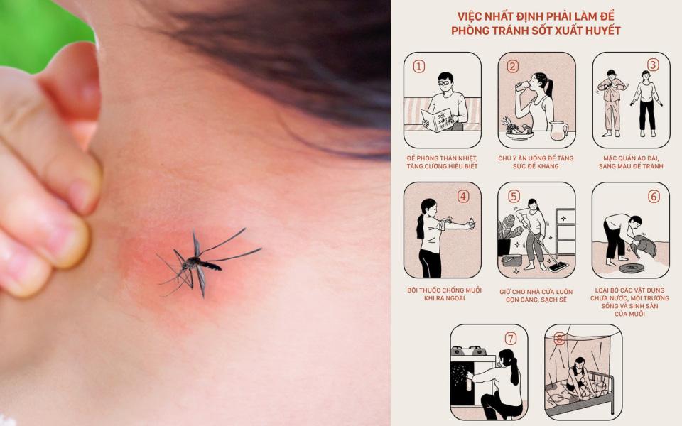 634 ca mắc sốt xuất huyết trong 6 tháng đầu năm, Hà Nội có xu hướng gia tăng nhanh: Bộ Y tế đưa ra những khuyến cáo phòng ngừa bệnh ở ngay tại nhà