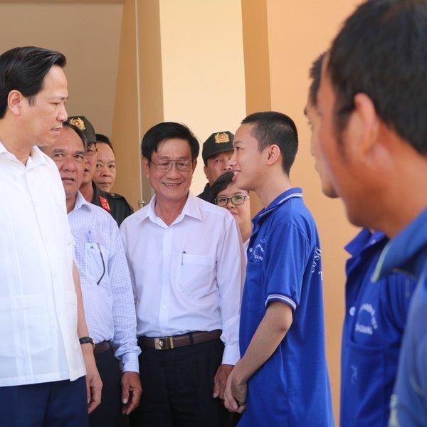 """Tiền Giang phải đảm bảo không để """"vỡ"""" cơ sở cai nghiện"""
