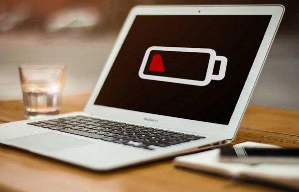 Mẹo kiểm tra pin laptop không cần sử dụng phần mềm bên ngoài