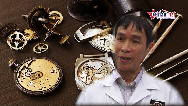 Chuyện của người dạy sửa 'cỗ máy thời gian'
