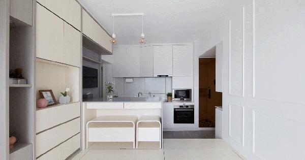 Kiến trúc sư bày cách sử dụng gam màu trắng và 5 kiểu kết hợp