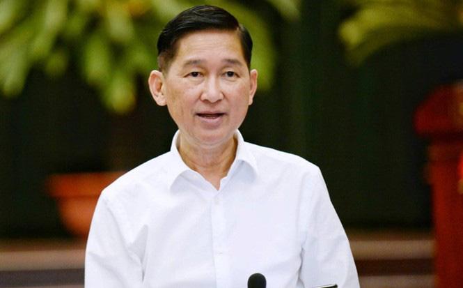 Vì sao Phó Chủ tịch TPHCM Trần Vĩnh Tuyến và 4 người liên quan bị khởi tố?