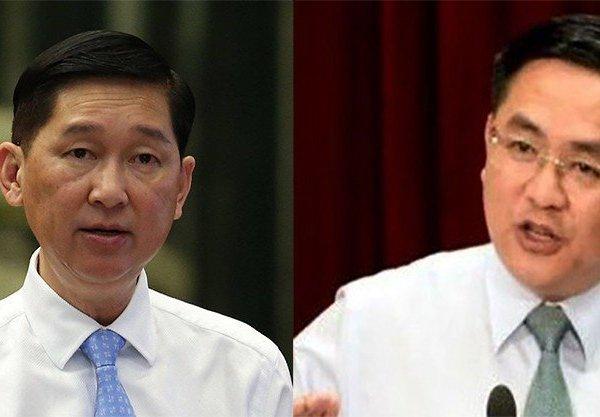 Tạm đình chỉ tư cách đại biểu với ông Trần Vĩnh Tuyến và Trần Trọng Tuấn