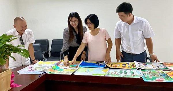 """Cuộc thi """"Đại sứ Văn hóa đọc"""" và Hội thi Nét vẽ mùa xuân năm 2020 tại Kiên Giang"""