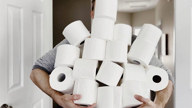 Điều chưa biết về 'thế giới giấy vệ sinh' trong thời đại dịch