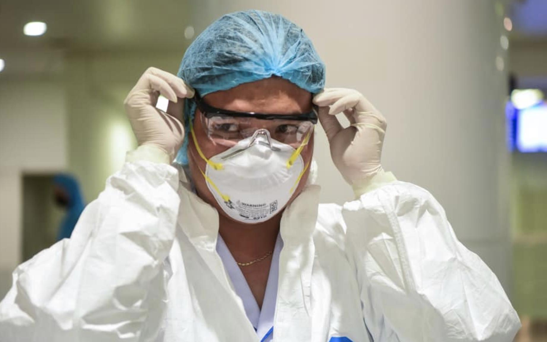 Việt Nam ghi nhận thêm 8 ca mắc COVID-19, là các chuyên gia Nga