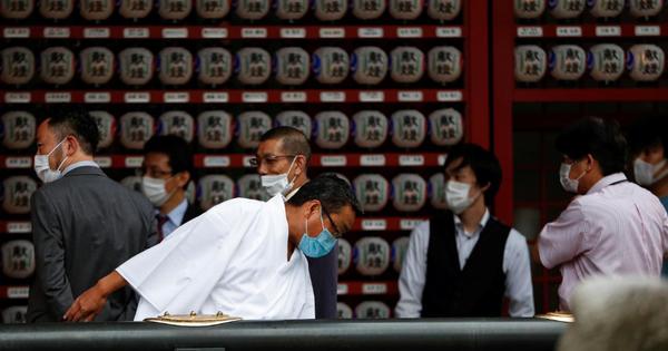 Các chuyên gia y tế đặt Tokyo vào tình trạng báo động cao nhất về Covid-19