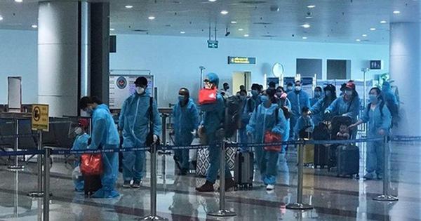 Ê-kíp y tế chuẩn bị lên đường đón 116 công dân Việt Nam nhiễm Covid-19 tại Guinea Xích Đạo về nước