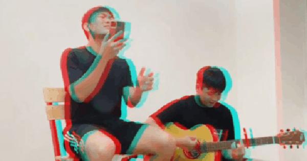Tiền vệ Xuân Trường cover hit Sơn Tùng M-TP phiên bản acoustic rất êm, nhưng vừa lên nốt cao thì...