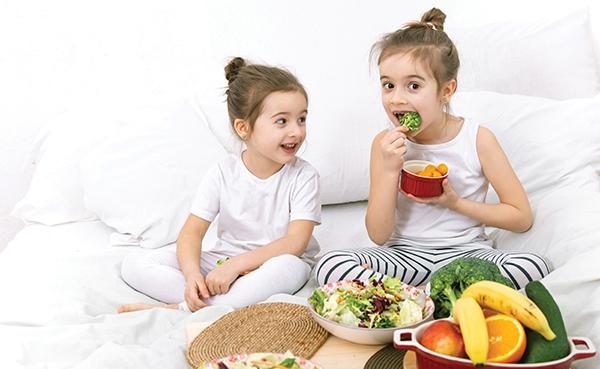 Dinh dưỡng chuyên biệt cho trẻ: Năng lượng cho thì tương lai