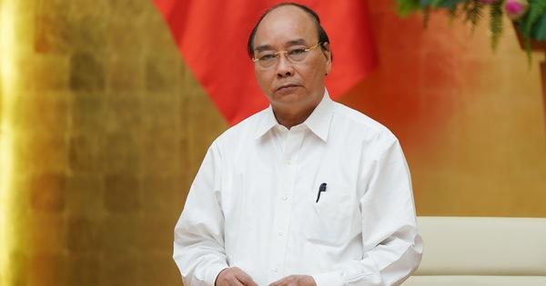 Thủ tướng Nguyễn Xuân Phúc: Cần hết sức bình tĩnh