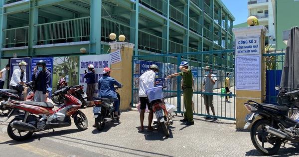 Bệnh nhân Covid 19 thứ 420: Thăm con gái ở TP.HCM, đi chợ đầu mối Đà Nẵng