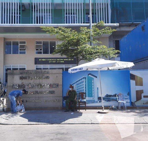 30 người bỏ trốn khi bệnh viện Đa khoa Đà Nẵng bị phong tỏa