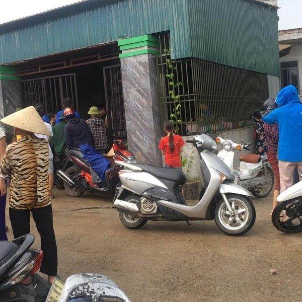 Hà Tĩnh: 4 mẹ con thương vong trong căn nhà cháy nặc mùi xăng