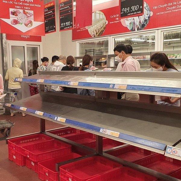 TP.Đà Nẵng: Hàng ngàn người đổ xô mua sắm, sở Công thương đưa ra khuyến cáo