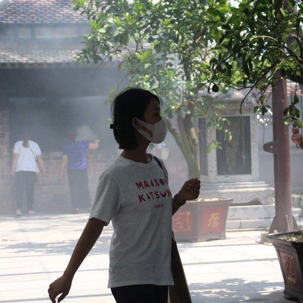 Các di tích lịch sử, đền chùa Hà Nội vẫn hoạt động sau chỉ đạo của Chủ tịch Nguyễn Đức Chung