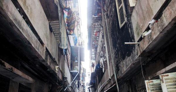 Hà Nội: Giải thể Ban Chỉ đạo thành phố về cải tạo, xây dựng lại các nhà chung cư cũ
