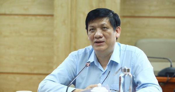 Quyền Bộ trưởng Y tế: Thực hiện nhanh nhất việc xét nghiệm trên diện rộng cho Đà Nẵng