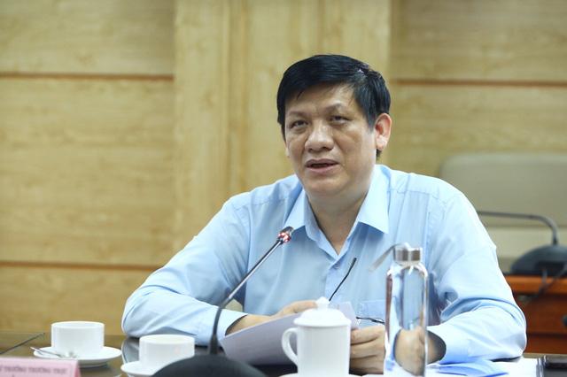 Quyền Bộ trưởng Y tế: Thực hiện nhanh nhất việc xét nghiệm trên diện rộng cho Đà Nẵng-2