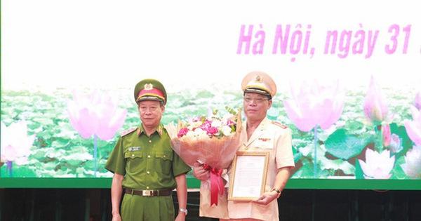 Công an thành phố Hà Nội có tân giám đốc