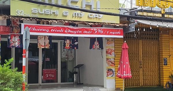Phát hiện một cửa hàng vẫn kinh doanh ăn uống, bán hàng qua mạng, bán hàng mang về dù đã có lệnh cấm